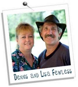 Dennis and Lisa Fewless